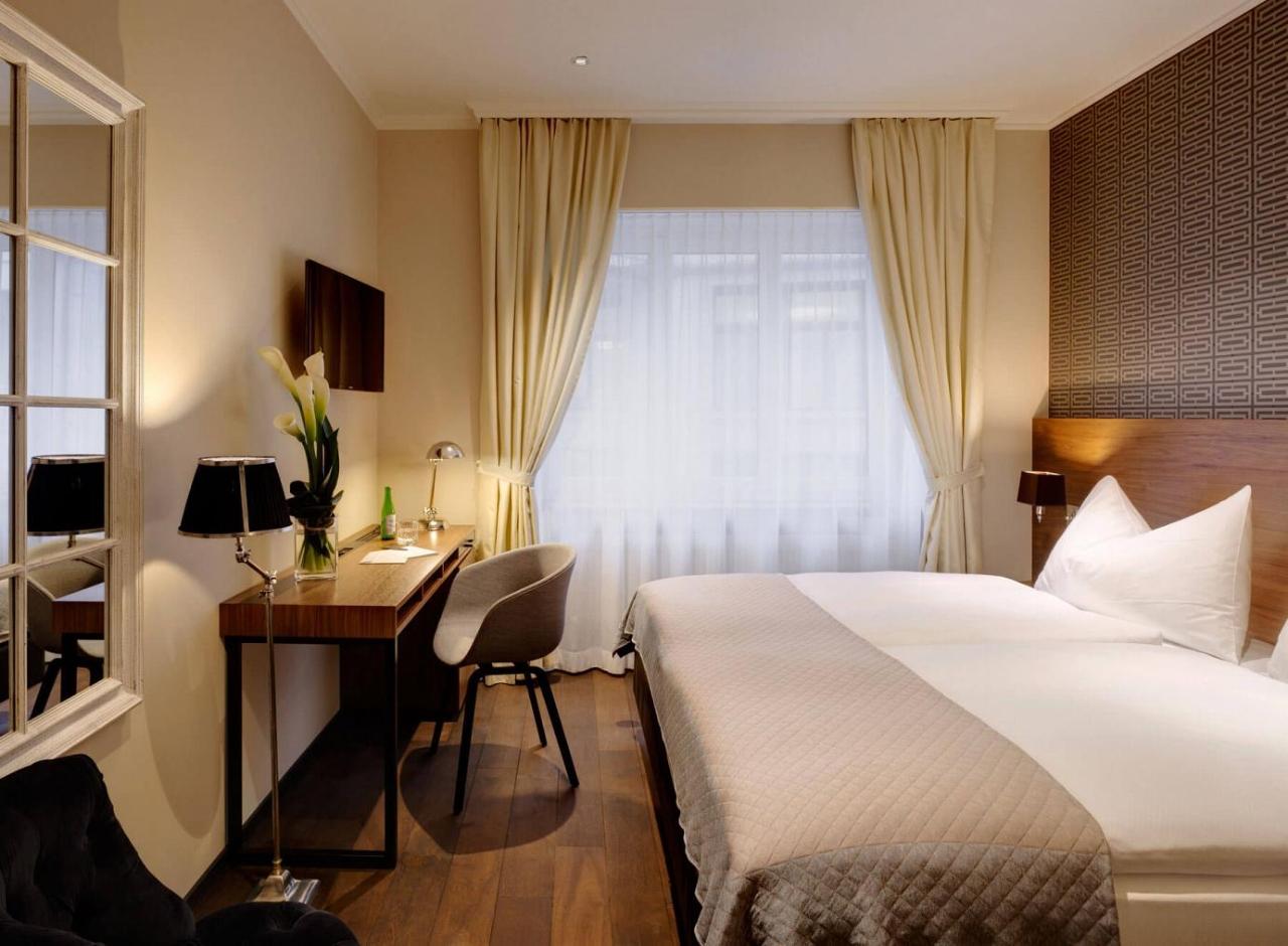 Doppelzimmer - Hotel City Zürich ***Superior Boutique Hotel
