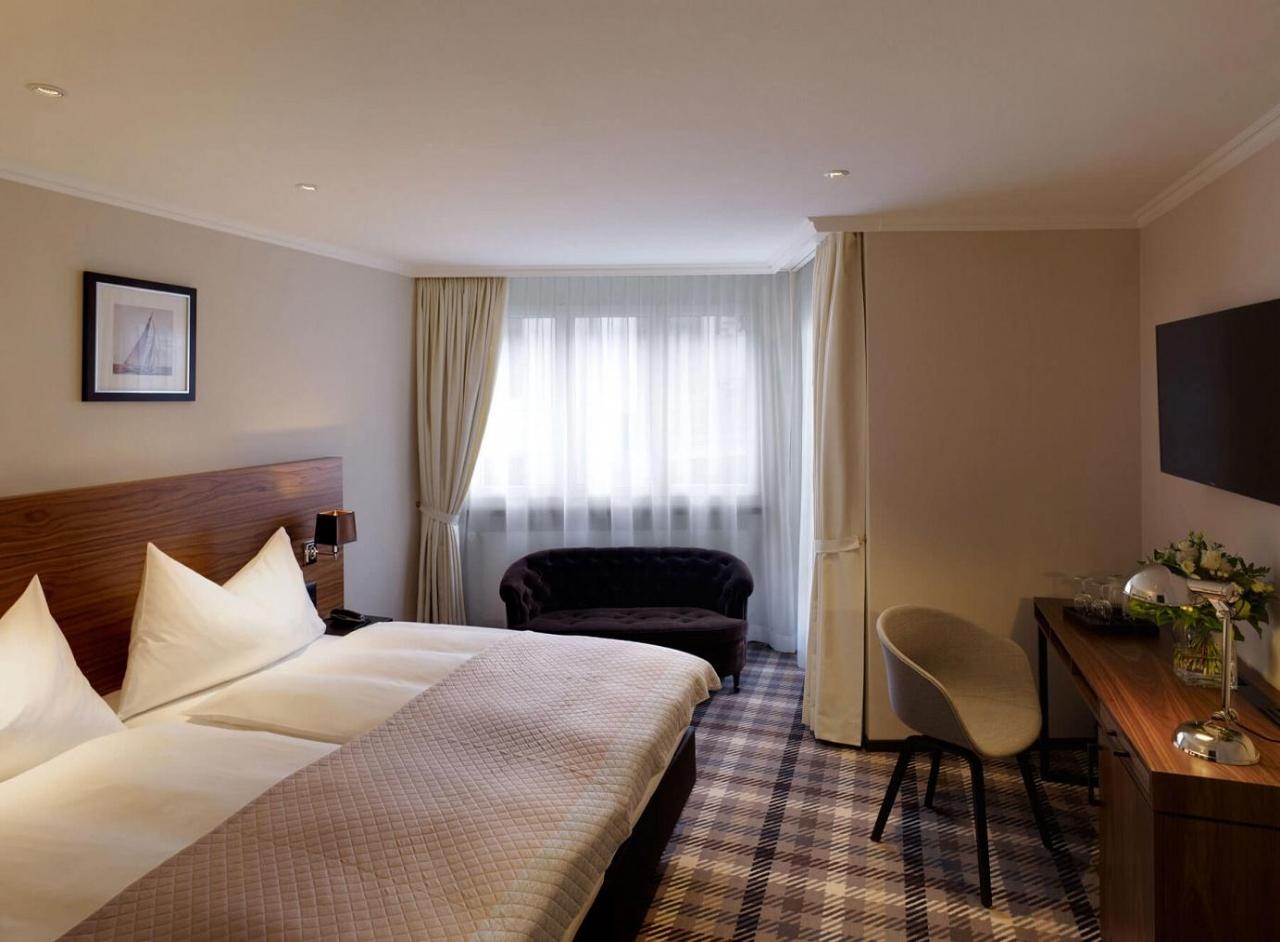 Doppelzimmer Business - Hotel City Zürich ***Superior Boutique Hotel