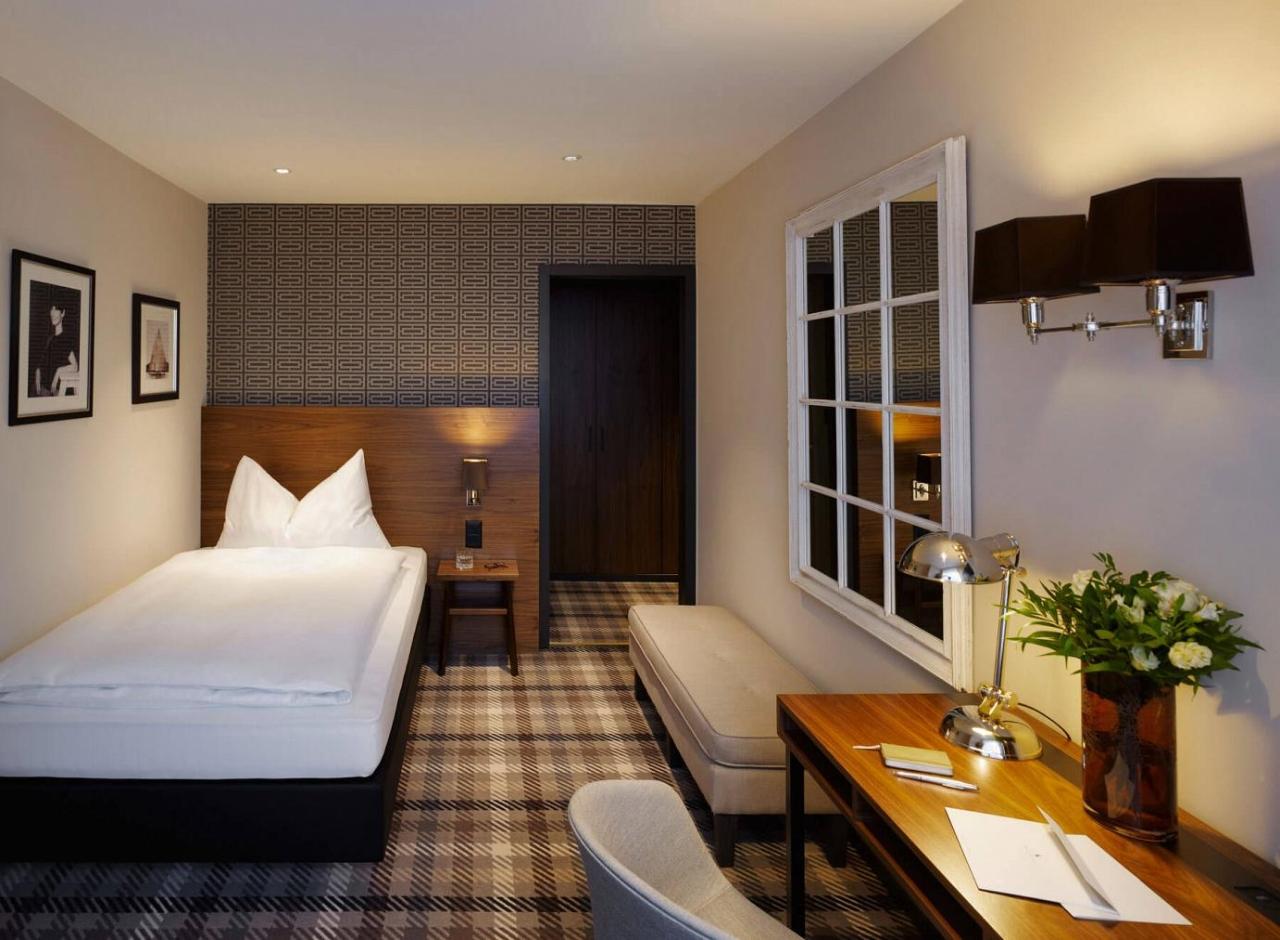 Einzelzimmer Business - Hotel City Zürich ***Superior Boutique Hotel