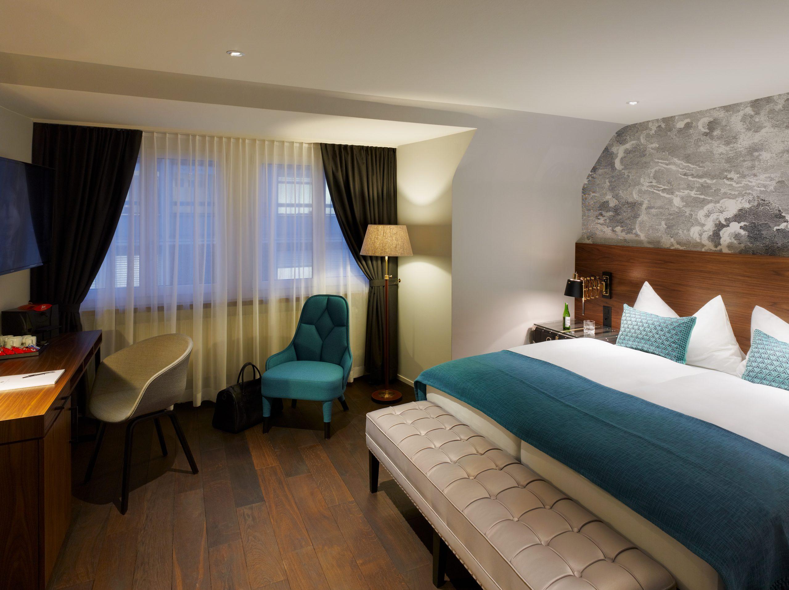 Junior Suite, Hotel City Zürich