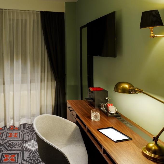 Ausstattung - Hotel City Zürich ***Superior Boutique Hotel