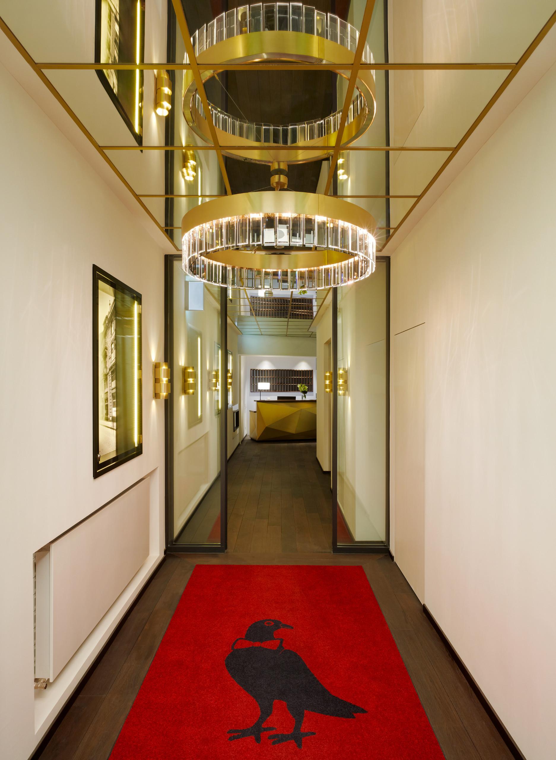 Ausstattung - Hotel City Zürich ***Superior Boutique Hotel - Empfang