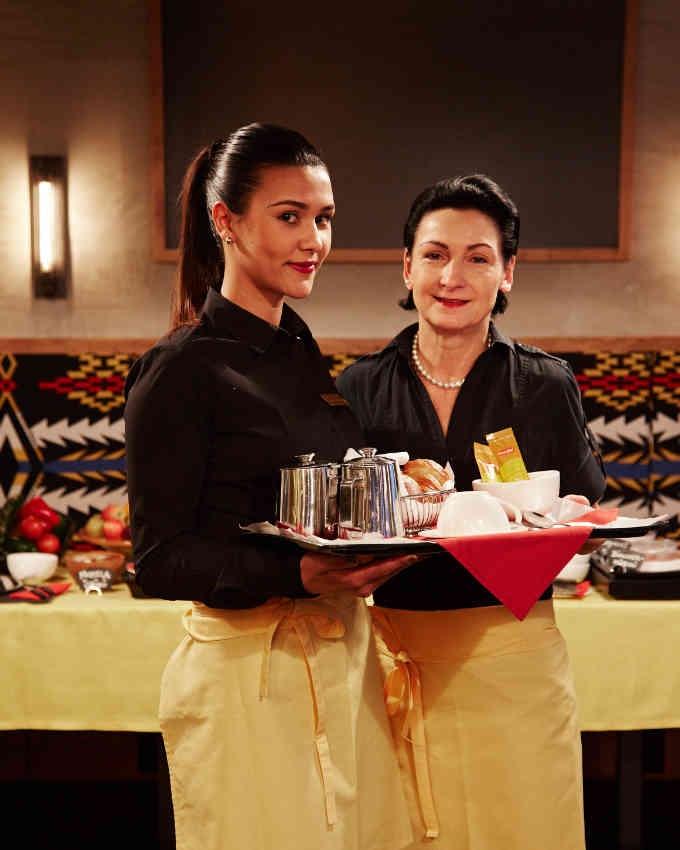 Ausstattung - Hotel City Zürich ***Superior Boutique Hotel - Restaurant